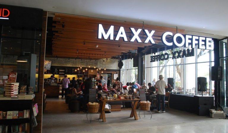 Maxx Coffee, Gerai Kopi Asal Indonesia Siap Ekspansi ke Seluruh Kota