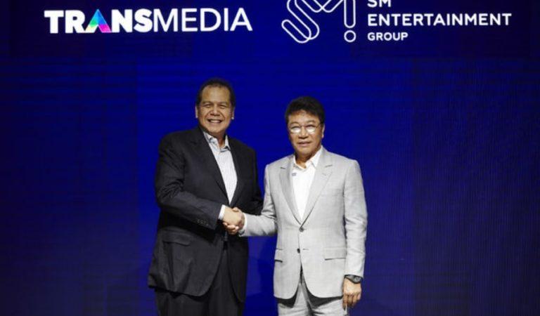Kerja Sama SM Entertainment dan Transmedia Diharap Tingkatkan Industri Kreatif