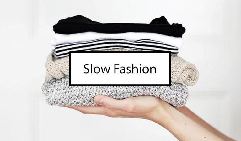 Produk slow fashion yang mulai diminati oleh masyarakat