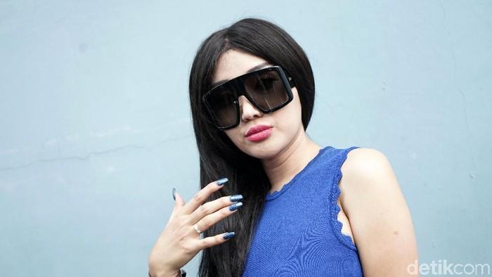 Polisi Ciduk Lucina Luna atas dugaan Penyalahgunaan Narkotika