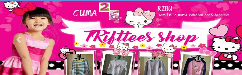 Baju Trift Anak Pakaian Preloved Impor